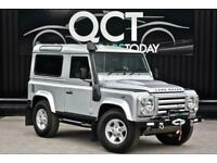 Land Rover 90 Defender 2.4 TD XS **Just 588 Miles from New**