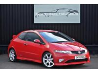 2008 Honda Civic 2.0 VTEC Type R GT * Milano Red + Un-modfied*