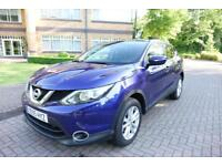 SOLD NOW 2014 Nissan Qashqai 1.5 dci 110bhp ( Newc Shape) Left hand drive LHD