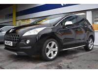 GOOD CREDIT CAR FINANCE AVAILABLE 2012 12 Peugeot 3008 Crossover 1.6HDi