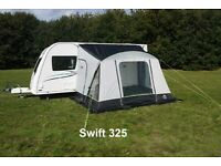 SunnCamp Swift 325 Porch Awning BRAND NEW IN BOX