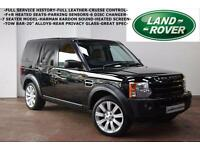 2006 Land Rover Discovery 3 2.7TD V6 S-FULL SERVICE HISTORY-HEATED LEATHER-7SEAT