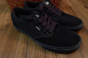 Brand-new Vans Atwood Low Canvas Size M 8.5 (W 10)