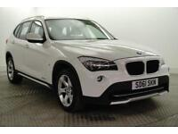 2011 BMW X1 XDRIVE18D SE Diesel white Manual