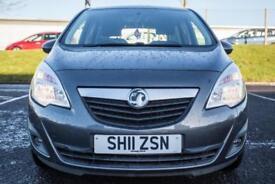 Vauxhall/Opel Meriva 1.3CDTi ( 75ps ) ( a/c ) 2011MY Excite