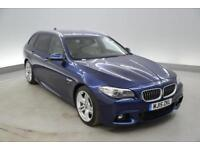 BMW 5 Series 535d M Sport 5dr Step Auto