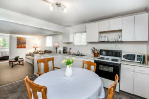 2 BR Walkout Basement Suite in Maple Ridge