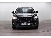 2013 Mazda CX-5 D SPORT NAV Diesel black Manual