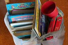 Various Children's Books etc The Junction Newcastle Area Preview