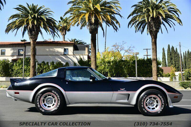 1978 Black Chevrolet Corvette     C3 Corvette Photo 7