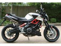 APRILIA 900 SHIVER 18MY EURO 4 BEST IN CLASS SHIVER 900 NAKED ROADSTER 900 CC