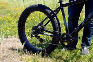 Fat Bike avec freins à disques idéal pour l'hiver Saguenay Saguenay-Lac-Saint-Jean image 3