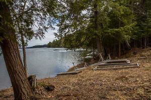 NEW PRICE! Big Basswood Lake! Year Round home, 3,150'waterfront!