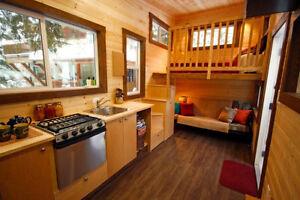 West Coast Cowboy Tiny house for sale