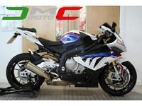 2013 BMW S1000RR Sport Motorrad Colours 9,682 Miles