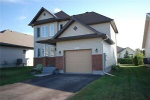 OPEN HOUSE SUNDAY NOV. 4 from 2 - 4. Single detached in Arnprior