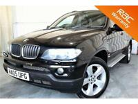 2005 05 BMW X5 3.0 D SPORT 5D AUTO 215 BHP P/X WELCOME! FSH! XENONS! PARKING SEN