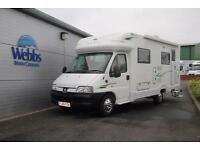 2005 Autocruise Starstream