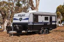 2016 Royal Salute Jubilee by Royal Salute Caravans Somerton Hume Area Preview