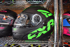 FXR FUEL MODULAR HELMETS WITH ELECTRIC SHIELD IN STOCK NOW!