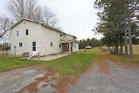 35.9 acre Hobby Farm near Carleton Place and Almonte