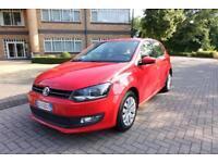 2010 Volkswagen Polo 1.4 petrol/LPG Left Hand Drive LHD Italian Registered