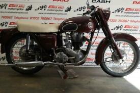 1957 Ariel Red Hunter 350, very tidy bike.