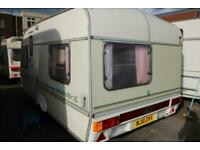 Ace Globetrotter 1989 4 Berth Caravan £1,500