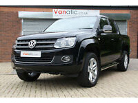 2016/66 VW Amarok Highline 4Motion Selectable 180PS 6 Speed Manual