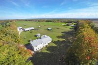 Scenic & Pastoral Country Home - 193 Line 10 South, Oro-Medonte
