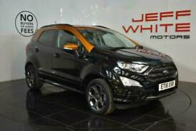 image for 2018 Ford Ecosport 1.0 EcoBoost 125 ST-Line 5dr Auto Hatchback Petrol Automatic