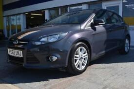 GOOD CREDIT CAR FINANCE AVAILABLE 2012 62 FORD FOCUS 1.6TDCi TITANIUM