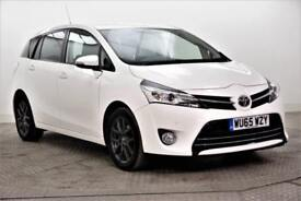 2015 Toyota Verso D-4D TREND Diesel white Manual