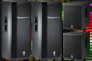 Large Speakers for Hire $220/night Perth Perth City Area Preview