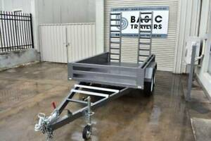 PLANT TRAILER!!!! 12x6 Tandem Axle 100% Aussie Made!! Holden Hill Tea Tree Gully Area Preview