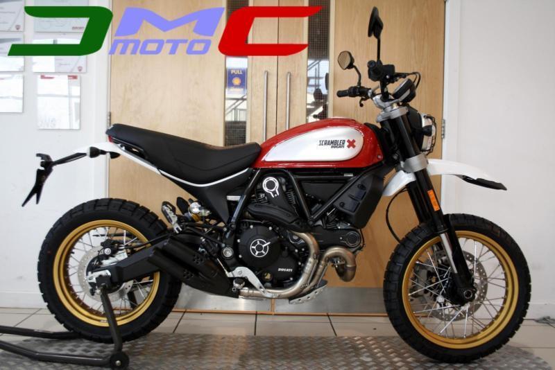 ***NEW*** 2017 Ducati Scrambler Desert Sled Red | £105 pcm