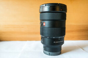 Sony FE 24-70mm f/2.8 FE GM Lens