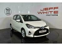 2014 Toyota Yaris 1.5 Hybrid Excel 5dr CVT Auto Hatchback Petrol/Electric Hybrid