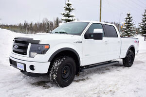 2013 Ford F-150 FX4 Luxury Package V6 Ecoboost Supercrew