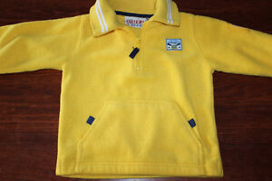 Carter's 24 months fleece pull-over $5