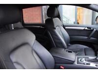 Audi Q7 TDI QUATTRO S LINE PLUS S/S-HEATED STEERING WHEEL-REVERSE CAMERA-SAT NAV