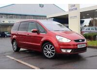 2008 Ford Galaxy 1.8 TDCi Ghia 5dr (6 speed)