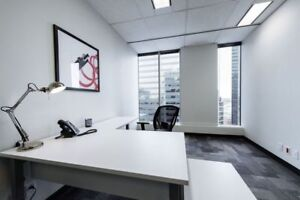 Window Office Space with Beautiful a  Mountain view!