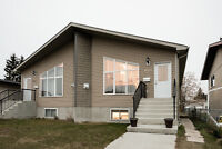 Bungalow with basement suite with separate entrance. MUST SEE