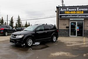 2014 Dodge Journey SXT Accident free, 7 pass. DVD,We Finance All