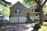 Beautiful Home Steps To Lake on a MASSIVE Lot! MarkTurcotte.ca