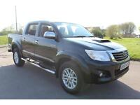 Toyota Hi-Lux 3.0D-4D Invincible 13 Reg 78.000 Miles Diesel Pick up £12,495
