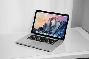 "MacBook Pro 15"" 2.4 GHz Intel Core i5 (2010)"