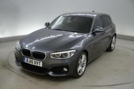 BMW 1 Series 118i M Sport 5dr