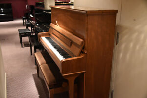 Beautiful Handmade Seiler Piano from Germany for sale